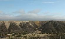 Ruta del Sol - knochentrockene Landschaft irgendwo zwischen Manta und Olón