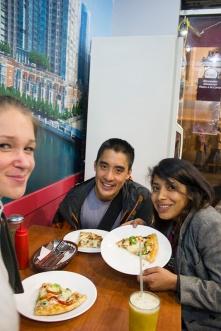 Cuenca - Mit Mercy und meiner verrückten Wanderbegleitung Joni